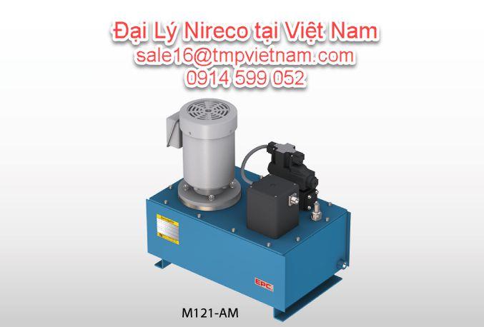 Bộ điều khiển vị trí cạnh M220-AM Nireco | Servoguide Mark-Ⅳ M-Series Nireco
