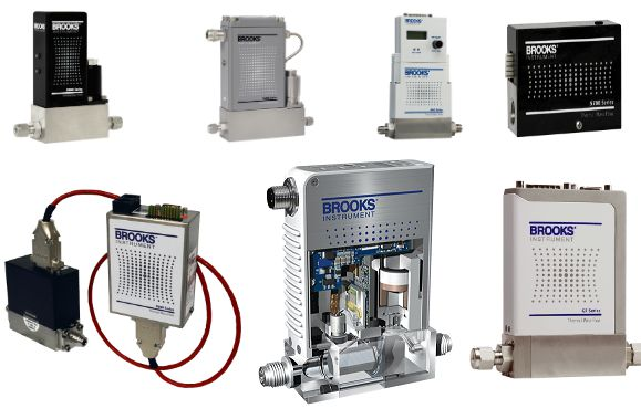 Mass Flow Controllers & Meters - Brooks Intrument Việt Nam