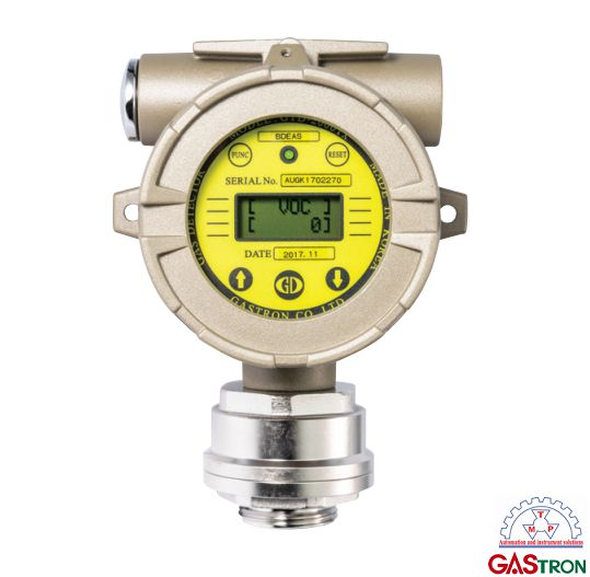 VOC là gì ? Cách đo VOC trong nhà xưởng ?