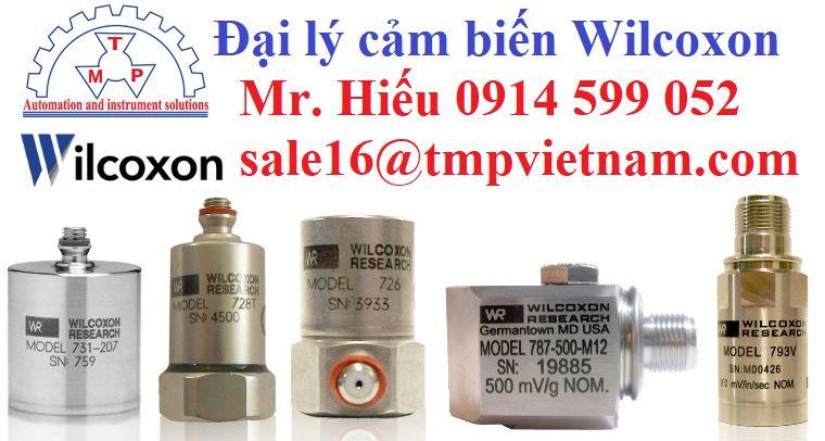 Cảm biến rung Wilcoxon -  Vibration sensors (IEPE) Wilcoxon