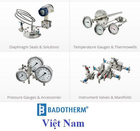 Badotherm Việt Nam - Đại Lý Phân Phối Hãng Badotherm