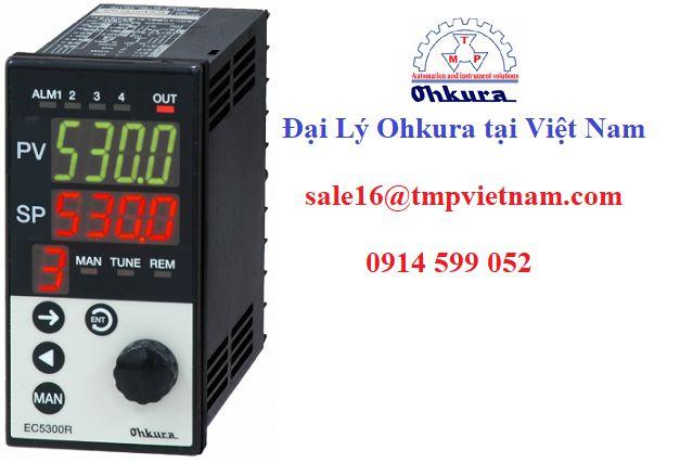 EC5300R Bộ điều khiển nhiệt độ   EC5300R Temperature Controllers