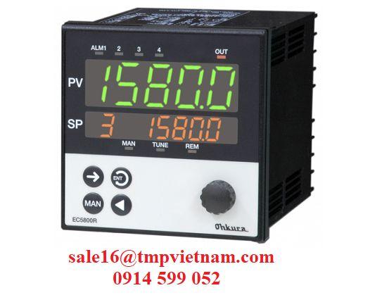 EC5800R Bộ điều khiển nhiệt độ Ohkura | Temperature Controller EC5800R Ohkura