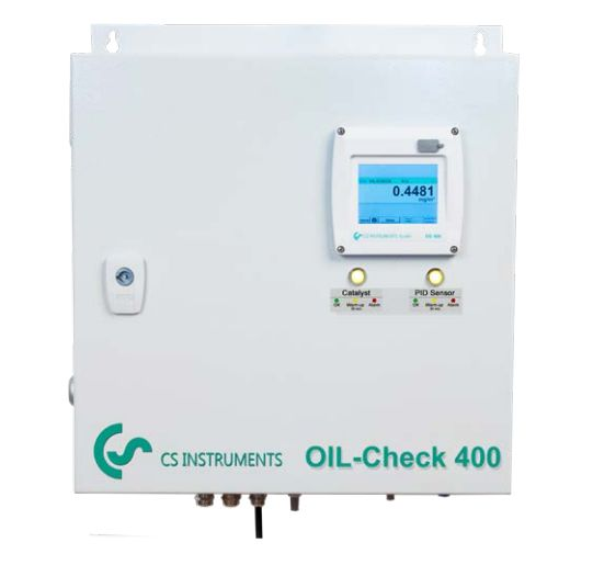 OIL-Check 400 - Stationary solution