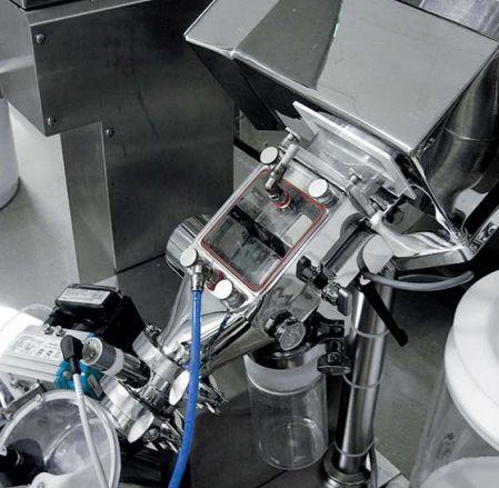 Ứng dụng máy dò kim loại trong ngành dược