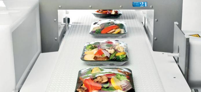 Ứng dụng máy dò kim loại trong ngành thực phẩm