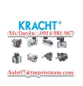 Đại lý Bơm bánh răng Kracht Việt Nam