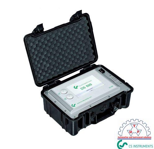 DS 500 CS-Instruments máy ghi biểu đồ di động | Intelligent mobile chart recorder - DS 500 mobile