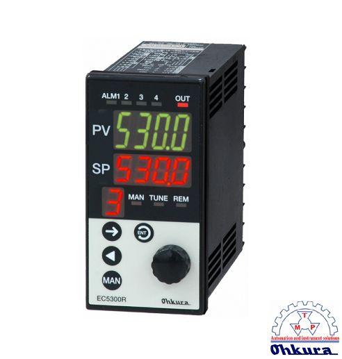 EC5300R Bộ điều khiển nhiệt độ Ohkura   EC5300R Temperature Controllers