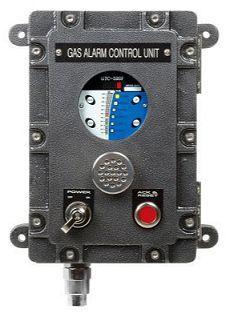 GAS ALARM CONTROL UNIT GTC-520F GASTRON | Gastron Viet Nam