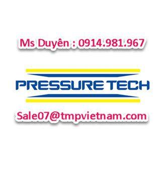 Nhà phân phối Pressure Tech tại Việt Nam