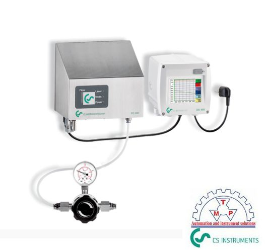 Particle counter PC 400 CS-Instruments | Máy đếm hạt PC 400 CS-Instruments