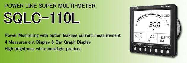 SQLC-110L Bộ điều khiển đa năng Daiichi Electronic