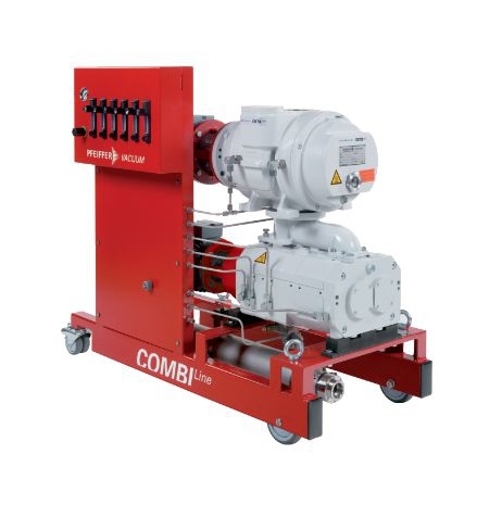 Roots Pumping Stations Pfeiffer Vacuum | Pfeiffer Vacuum Việt Nam