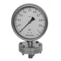 BDT12 Badotherm Diaphragm Pressure Gauge - Badotherm Việt Nam