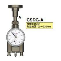 CSDG-A Teclock - Đồng hồ đo đồng tâm trục khuỷu