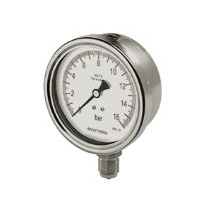 Đồng hồ đo áp suất BDT1-218 Badotherm