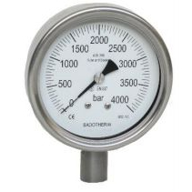 Đồng hồ đo áp suất BDT18-HP Badotherm