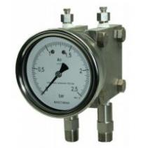 Đồng hồ đo áp suất chênh lệch BDT13 Badotherm