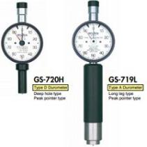 Đồng hồ đo độ cứng Teclock - Hardness Tester Durometer