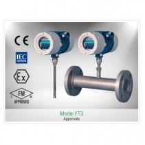Đồng hồ đo lưu lượng FT3 Fox Thermal | Flow Meter FT3 Fox Thermal