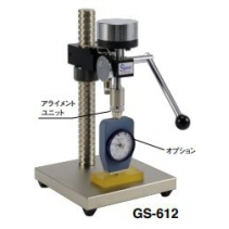 Durometer Stand with Speed Controller GS-612 Teclock - Teclock Việt Nam