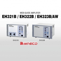 EH321B / EH322B / EH323B/AW Webguide Amplifier Nireco | Bộ khếch đại Nireco