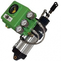 Fluid Power Actuators CT Series Rotork