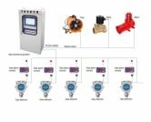 Thiết bị dò khí dễ cháy (CH4, H2, C4H10) và Hệ thống phát hiện khí dễ cháy nổ trong công nghiệp
