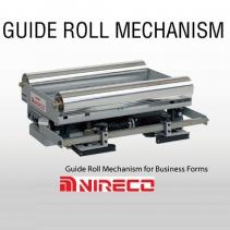 Guide Roll Mechanism Nireco | Hệ thống con lăn dẫn hướng Nireco