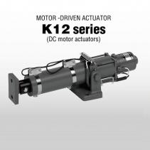 K12-80-07 DC Motor Actuator Nireco | Bộ động cơ trục vít K12 Series Nireco