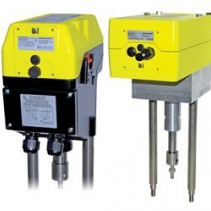 Linear valve actuators ExMax + Lin
