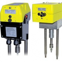 Linear valve actuators ExRun Rotork