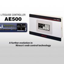 Liteguide Controller AE500 Nireco | Bộ điều khiển canh biên AE500 Nireco