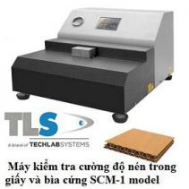 Máy kiểm tra cường độ nén trong giấy SCM-1 model TECH-LAB-SYSTEMS