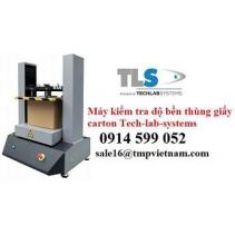 Máy kiểm tra độ bền thùng giấy carton Mini-Val ™ TECH-LAB-SYSTEMS