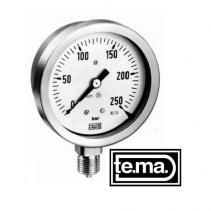 MB800 Pressure Gauge Tema | Đồng hồ đo áp suất MB800 Tema