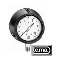 MBP800 Đồng hồ đo áp suất Tema | Pressure gauge Tema MBP800