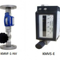 Metal Tube Rota Meter Flownics KMVS Series | Flownics Việt Nam