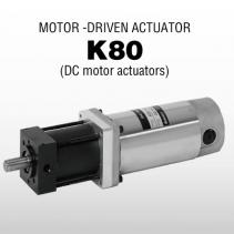 Motor-Driven Actuator K80 Nireco | Động cơ K80 Nireco Việt Nam