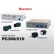Paper Checker PC300/210 | Bộ điều khiển PC300/PC210 Nireco
