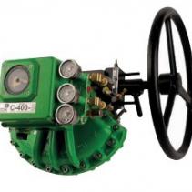 Pneumatic Actuator KT Rotork