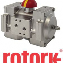 Pneumatic piston actuator GST Rotork