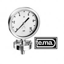 PRESSURE GAUGE Series MM900 | Đồng hồ đo áp suất Series MM900 Tema