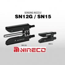 Sensing Nozzle SN12G / SN15 Nireco | Cảm biến canh biên SN12G / SN15 Nireco