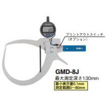 Thước cặp đồng hồ Teclock GMD-8J