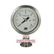 TP300 Hygienic Pressure gauge PCI Instruments | Đồng hồ đo áp suất TP300