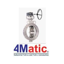 Triple Eccentric Butterfly Valve, 4Matic Việt Nam