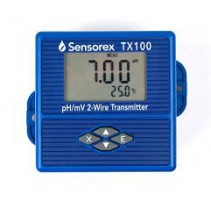 TX100 pH/ORP 4-20mA bộ chuyển đổi tín hiệu, Sensorex Việt Nam