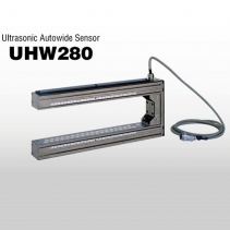 UHW280 Nireco Cảm biến chỉnh biên | Ultrasonic Autowide Sensor UHW280